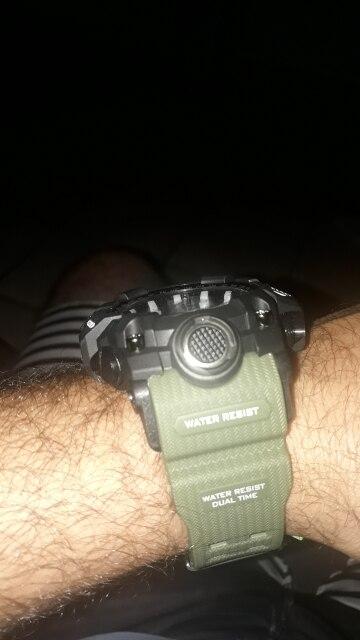 שעון צבאי לחיילים דגם 223 photo review
