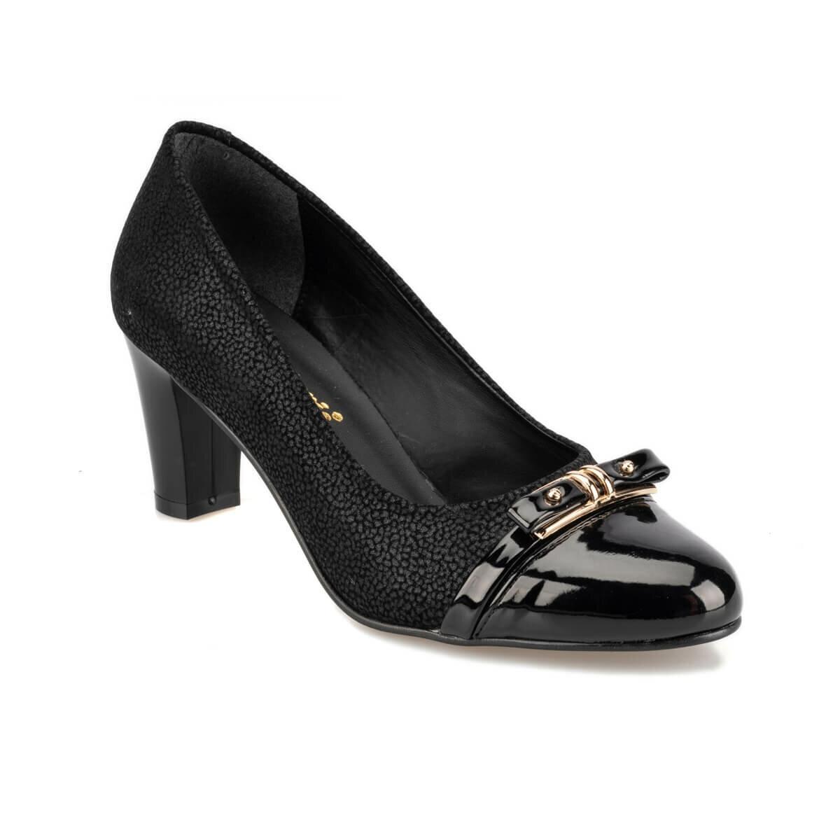FLO 92.314082.Z Black Women Gova Shoes Polaris