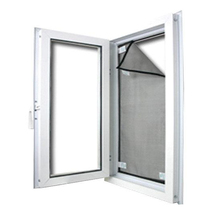 Width 100 cm. Window Fly Screens. Easy Installation, The Insect Protector Can Be Installed Easily.
