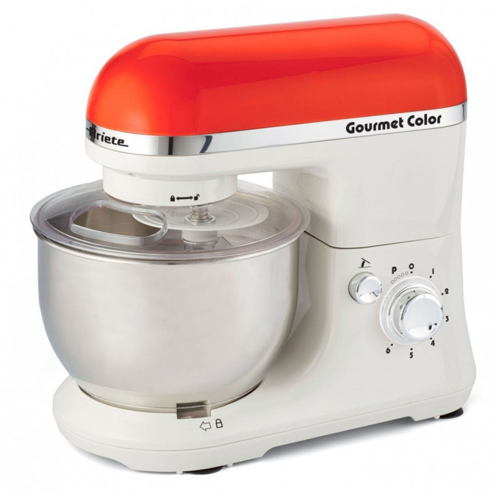 Mixer Ariete 1594/00 in (650 w, 6-speed bowl 4 l stainless steel) mixer ariete 1594 00 in 650 w 6 speed bowl 4 l stainless steel