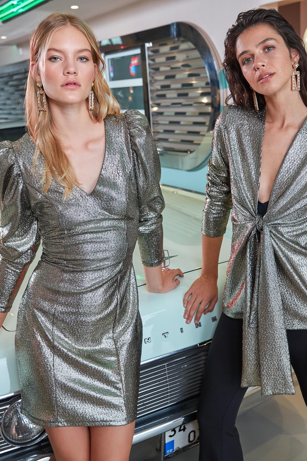 Trendyol Bright Dress TPRAW20EL1043