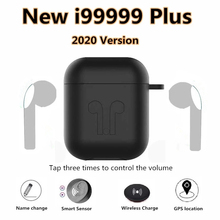 Original i99999 Plus TWS Wireless Earphone Rename Bluetooth 5.0 Earphone  Super Bass Earbuds PK i90000 TWS i90000 Max