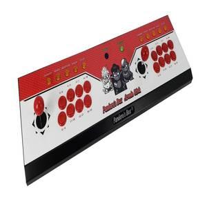 Nova caixa de pandora dx/9d mini console 2650 em 1 zero atraso retro joystick 3d jogos controlador suporte salvar progresso do jogo