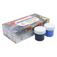 Acrylic paint in fabric set 2218 OL