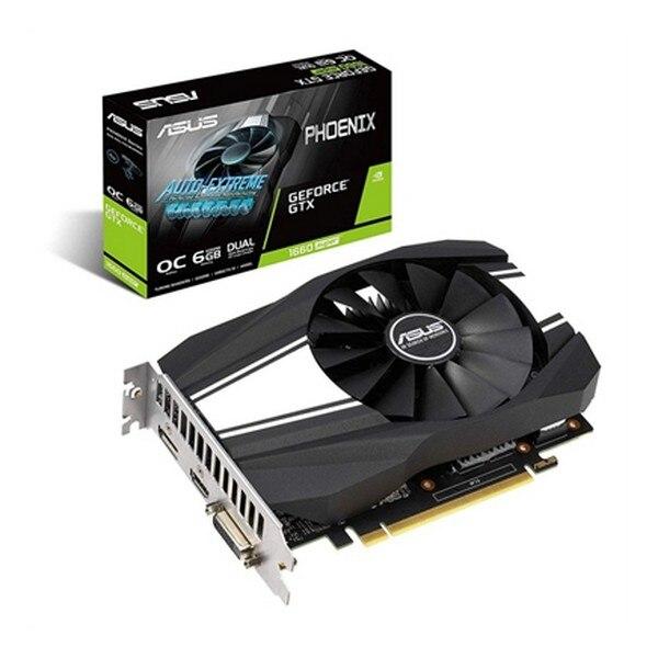 Graphics card Asus NVIDIA GTX 1660 Super 6 GB GDDR6|Graphics Cards| |  - title=