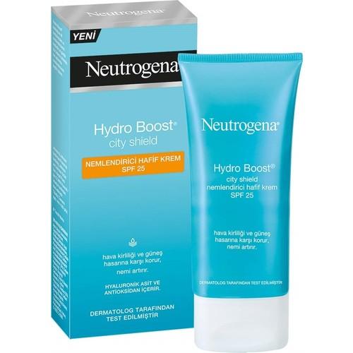Neutrogena Hidro Impulsione Spf25 Hidratante Creme Claro 50 Ml