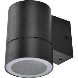 Ecola Gx53 Led 8003a Overhead Lamp IP65 Cylinder Metal. 1 * Gx53 Black 114x140x90 Fb53c1ech
