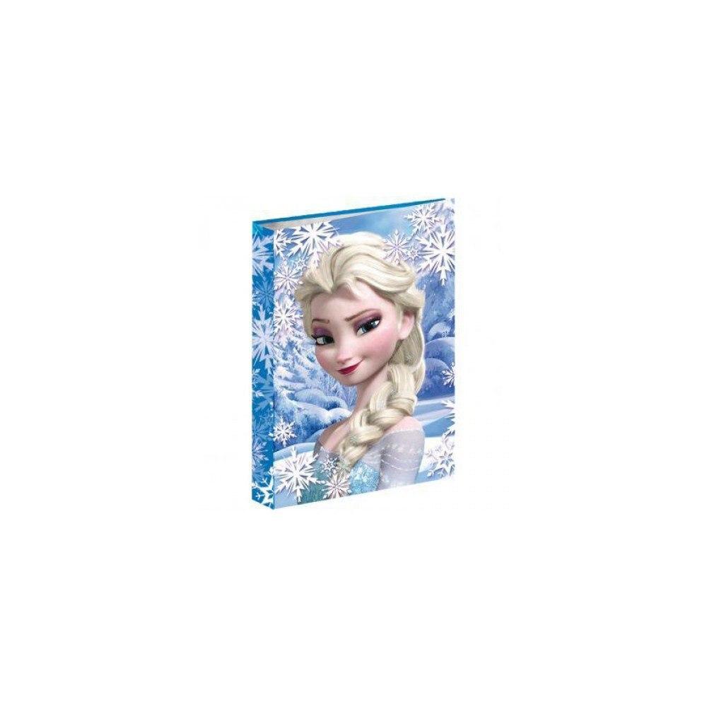 Folder Frozen Disney Heart A4 Rings
