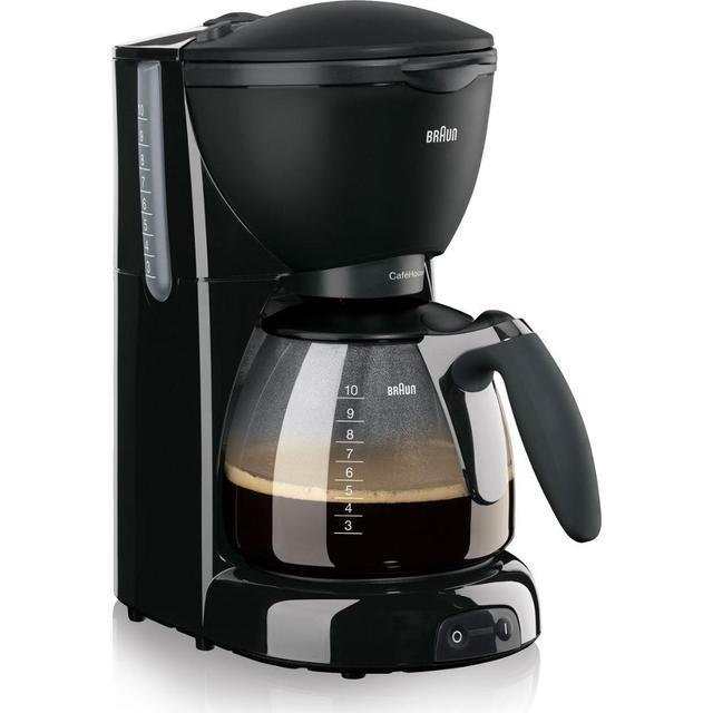 Braun KF560 Cafe House Filter Coffee Machine 1