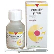 Пропалин ветохинол сироп 100 мл мочи недержание суки пропалин