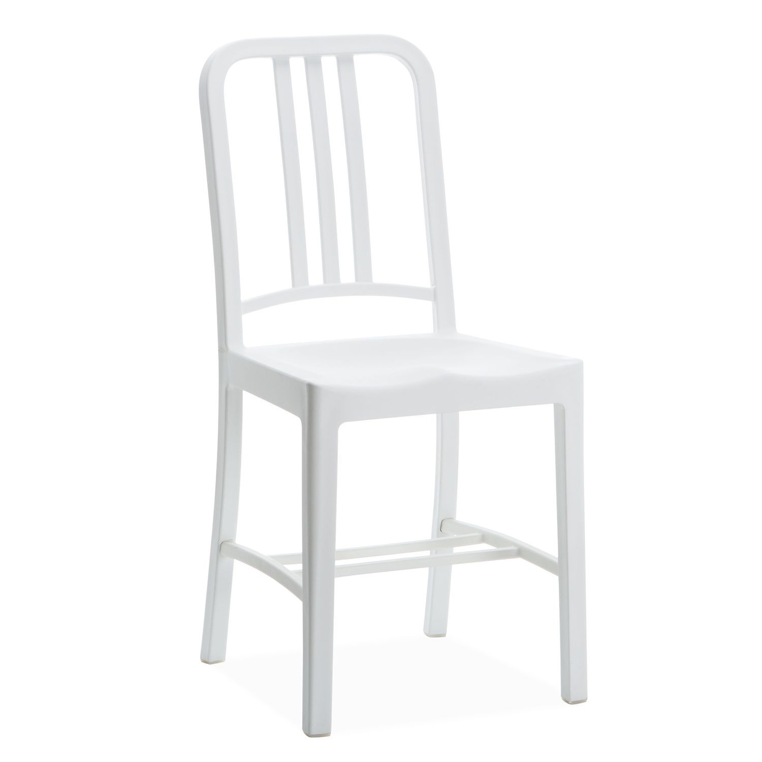 Chair NOIA, Polypropylene White *