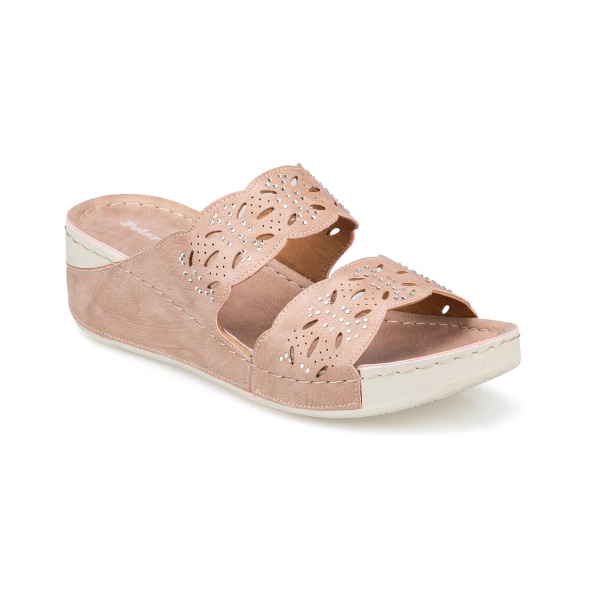 FLO 91. 150894.Z Powder Women 'S Slippers Polaris