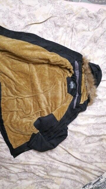 SNOW FOX PARKA - full metal wear photo review