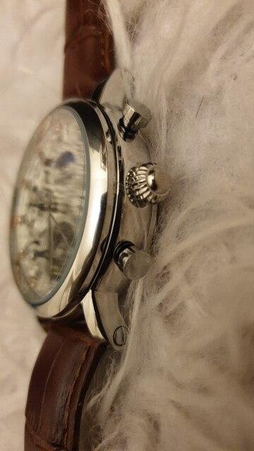 -- Relógios Kinyued Esqueleto
