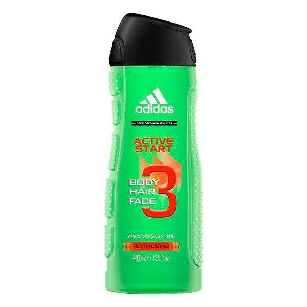 Shower Gel Active Start Adidas (400 Ml)