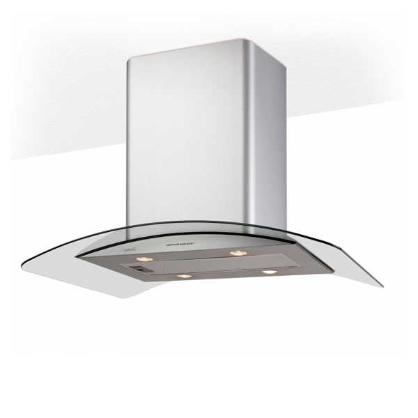 Conventional Hood Cata GAMMA 90 850 M3/h 67 DB 280W Stainless Steel