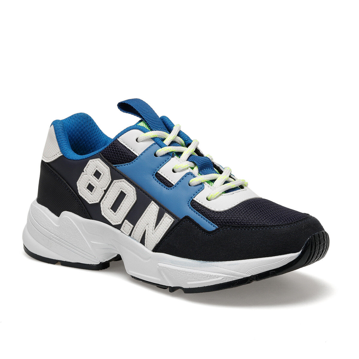 FLO OTTO Navy Blue Male Child Sports Shoes Panama Club