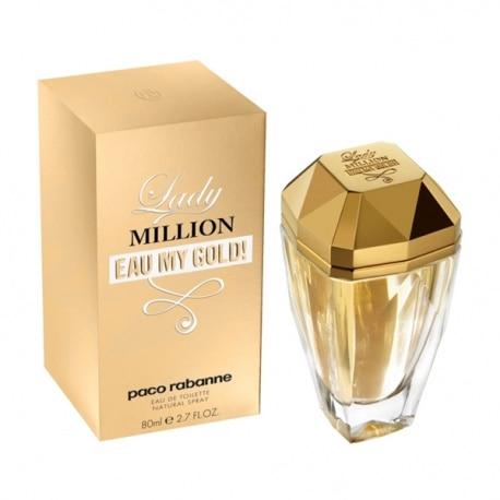 LADY MILLION EAU MY GOLD EDT 80ML