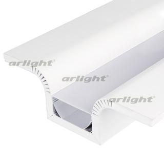 022263 Gypsum Module ARL-SLOT-ROUND-80-2000 (GYPSUM BOARD 12.5mm) Box-2 M. ARLIGHT-LED Profile Led Strip/Ki ^ 01