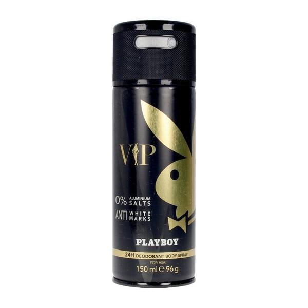 Spray Deodorant Vip For Him Playboy (150 Ml)