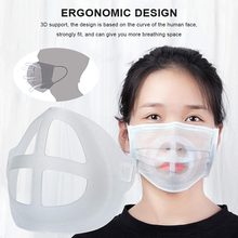 Inner-Cushion Skin-Care Breathable Mask Assist Help 3D Food-Grade Silicone 10/5/mask-bracket