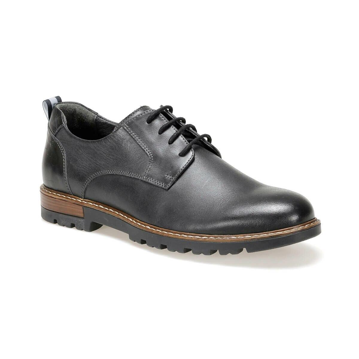 FLO HARDEN 9PR Black Men 'S Classic Shoes MERCEDES