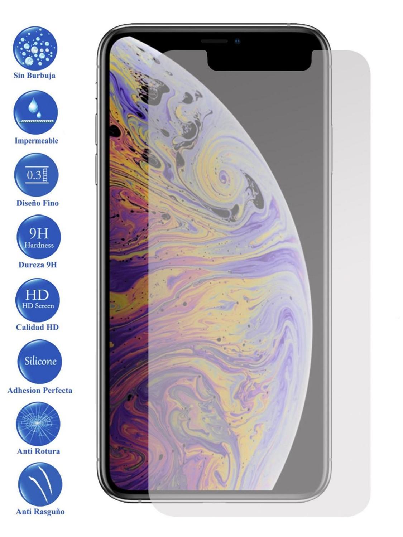 Protector De Pantalla Cristal Templado Para Apple Iphone 4 5 6 6S 6S 7 8 Plus X XS XR XR Max Elige Modelo