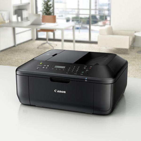 Canon Multifunctional Pixma MX475 Fax Wifi
