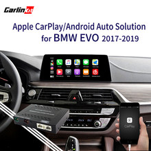 2020 Apple CarPlay Android Auto zestawu do modernizacji dla BMW EVO 1 2 3 4 5 7 serii X3 X4 X5 X6 MINI F20 F30 G30 F25 F15 MirrorLink(China)