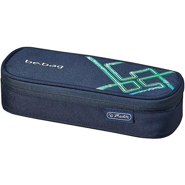Pencil Case-cosmetic bag Herlitz Cube SOS MTpromo цена и фото