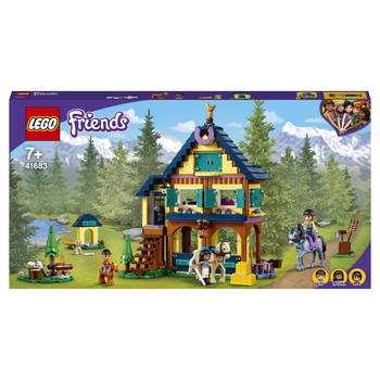 Конструктор LEGO Friends Лесной клуб верховой езды 2