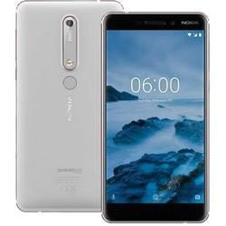 Nokia 6,1 32GB Dual Sim белый
