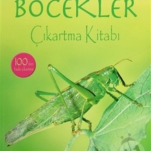 TUBITAK Insects Sticker Book 437475997