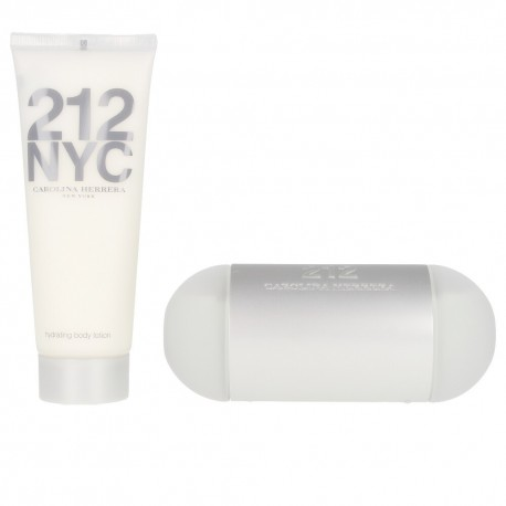 212 NYC SPRAY FOR HER EDT 60ML + BODY LOTION 75ML