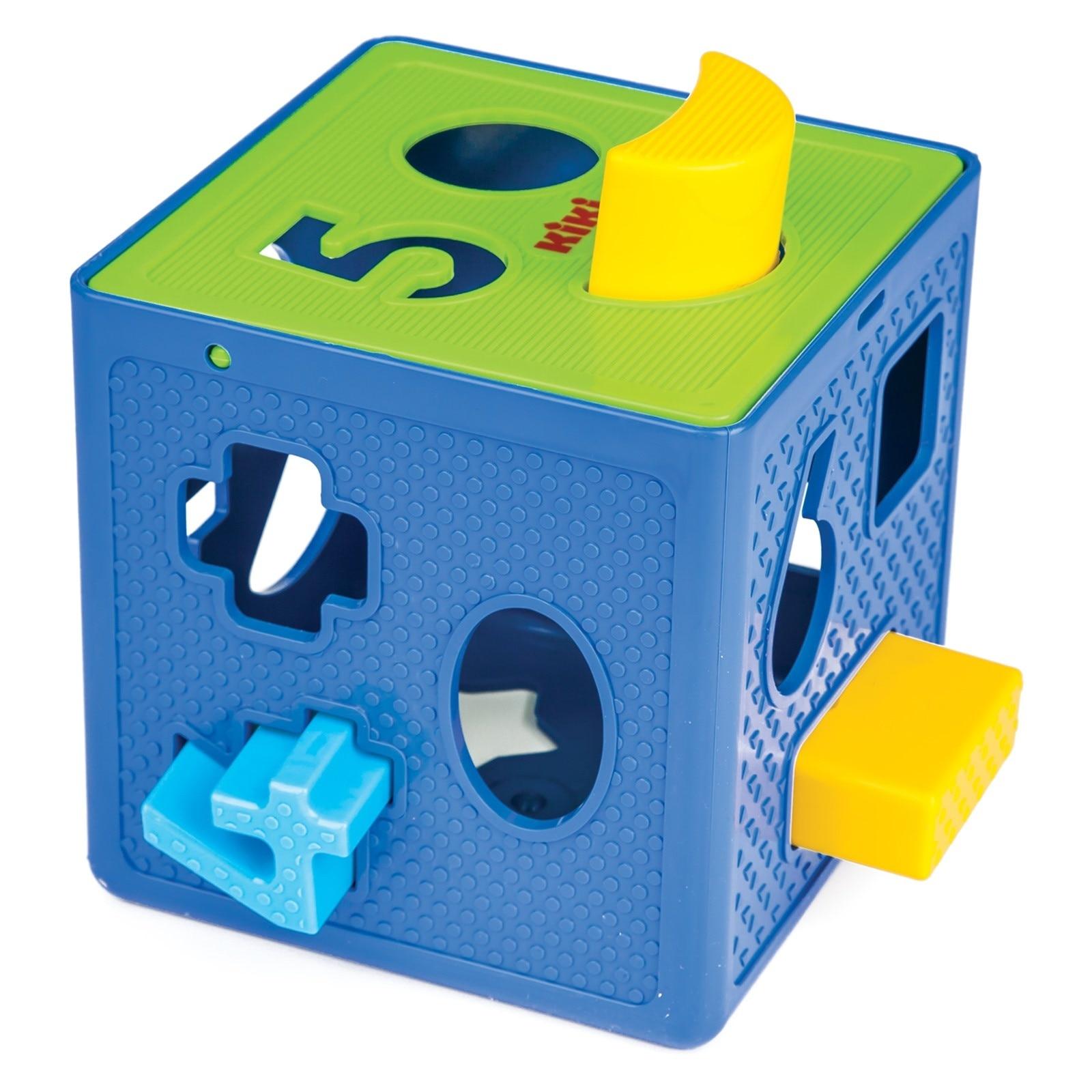 Ebebek Kiki Entertaining Shape Sorter Cube