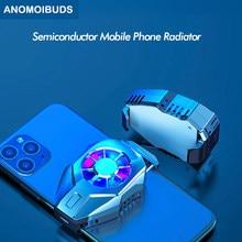 Anomoidbuds 100% original semicondutor compatibilidade do radiador do telefone móvel para inteligente ajustável diversão cooler para xiaomi