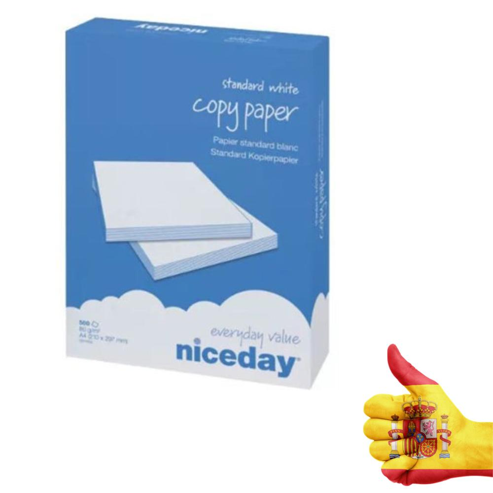 A4 80gsm White Leaves Copia Dora Paper Printer De Copia's Office Folsio 500 Leaves Free Expedited 24hrs