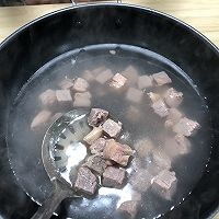 土豆牛腩组合套餐的做法图解1