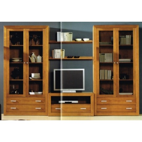Lounge set in Solid Wood N3|  - title=