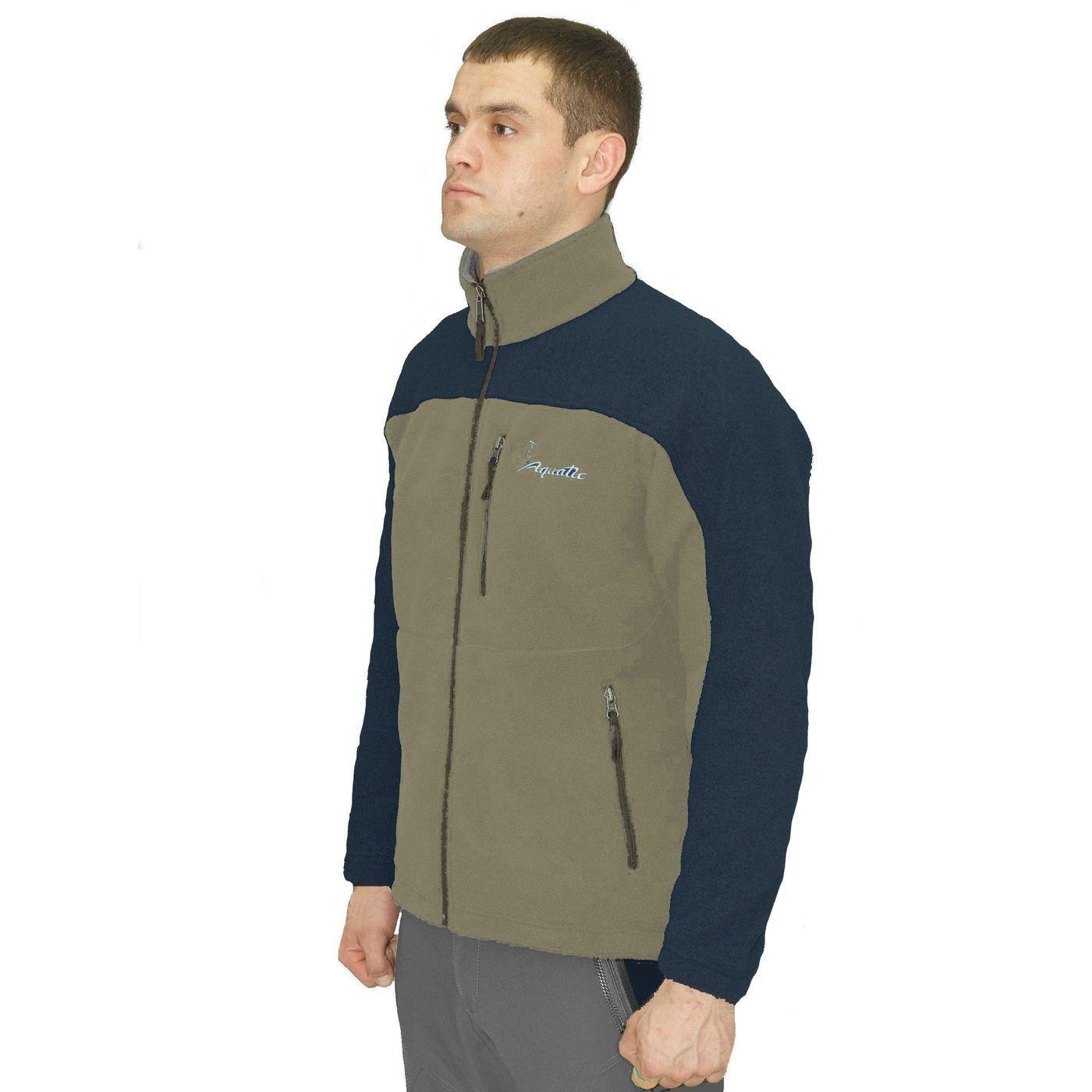 Fleece Jacket Aquatic Kf-03 BS Kf-03 BS M