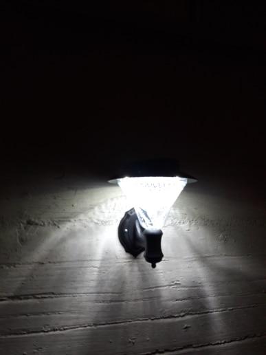 -- Arandela Lâmpadas Lanterna