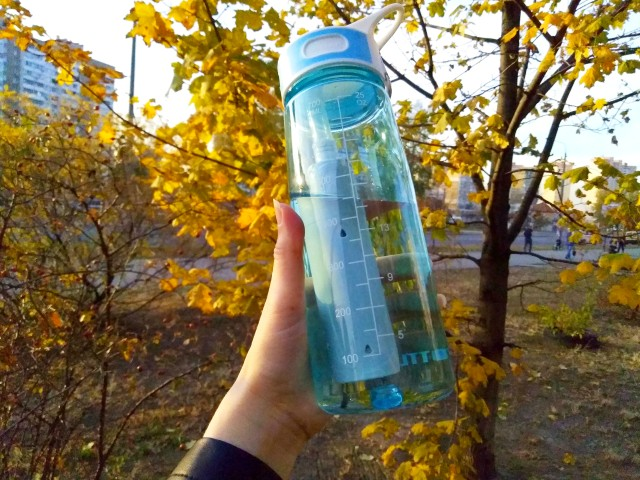 bottled joy 0.7L  water bottle with straw and Handle Tritan bpa free drink water bottles for kids  my gym Plastic bottle-in Water Bottles from Home & Garden on AliExpress - 11.11_Double 11_Singles' Day