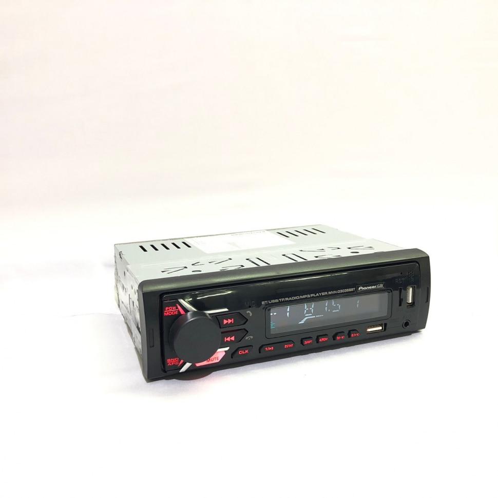 ラジオパイオニア MVH-D3035BT am/FM ラジオ、ブルートゥース、 Aux 入力。独自の音楽ライブラリ作成 usb フラッシュドライブ