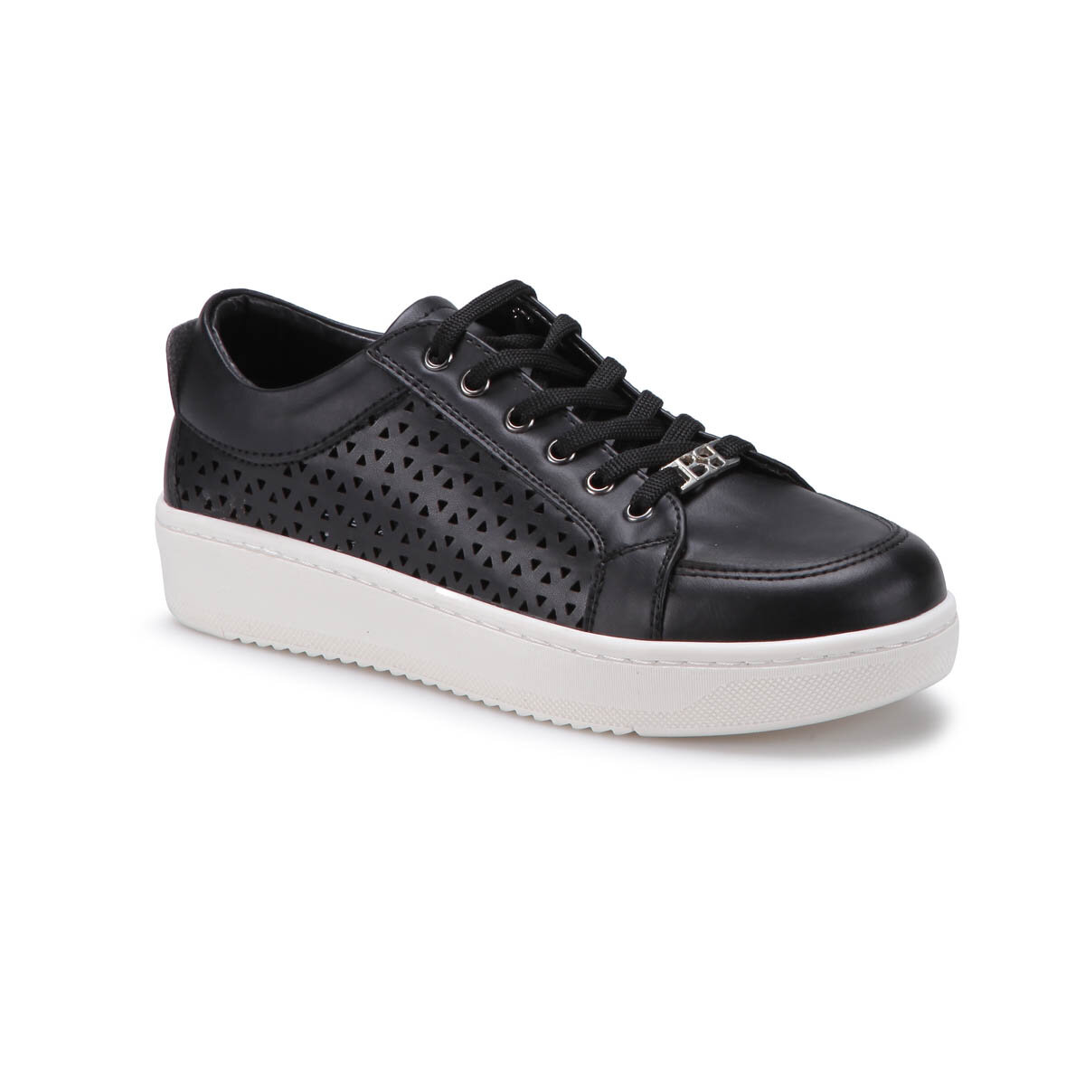 FLO S757 Black Women 'S Sneaker Shoes BUTIGO