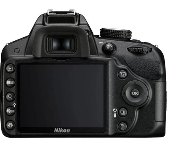 Nikon D3200 DSLR cámara Digital con 18-55 lente (nuevo)