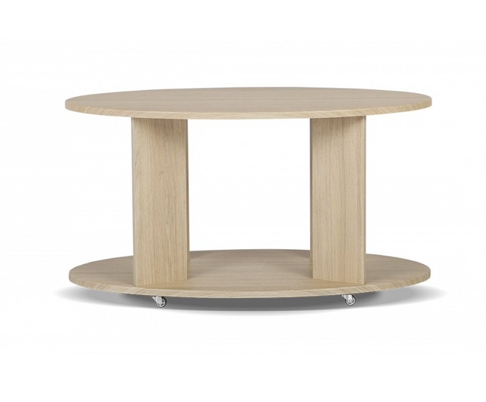 Table Classic-coffee Delicatex Color Oak Canyon прикатной