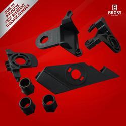 Bross BHL504 Headlight Headlamp Housing Repair Kit Right Side: 3AA998226 for Passat 2011-2014