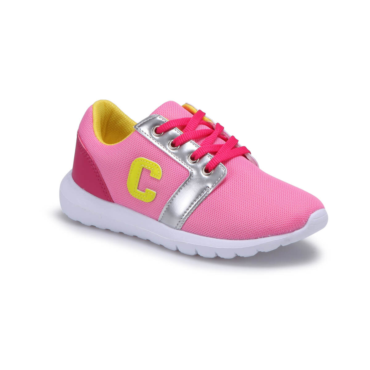 FLO TALISCA Pink Female Child Sneaker Shoes I-Cool