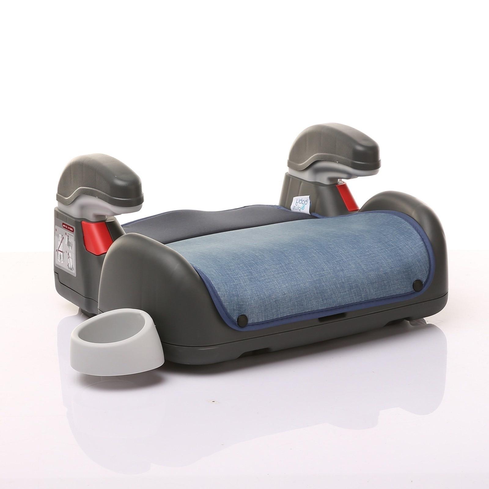Ebebek baby plus Duet Isofix Riser и детское кресло для кормления