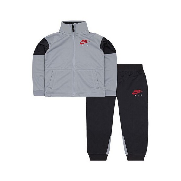 Baby's Tracksuit Nike 627S-174 Grey Black
